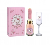 HELLO KITTY SWEET PINK粉紅氣泡酒
