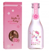 醉月 HELLO KITTY 櫻花酒180ML