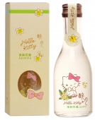 醉月 HELLO KITTY 茉莉花酒180ML